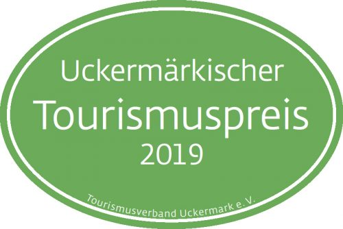 Uckermärkischer Tourismuspreis 2019